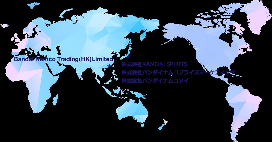 BANDAI SPIRITSグループ