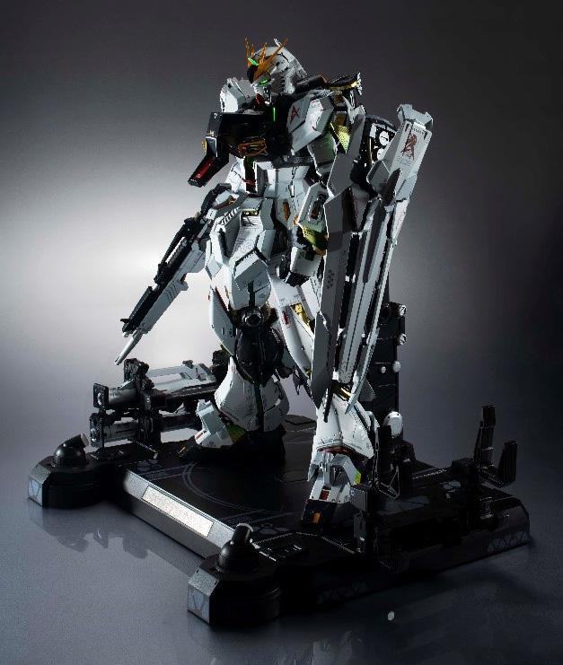 METAL STRUCTURE KAITAI-SHOU-KI RX-93 v Gundam