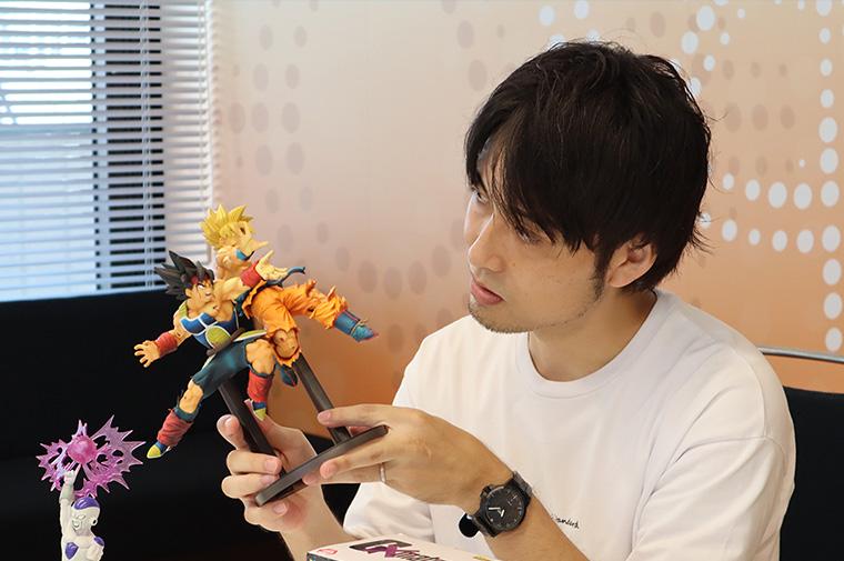 フィギュア原型師×フィギュア開発担当者 | 匠×TAKUMI Cross Talk