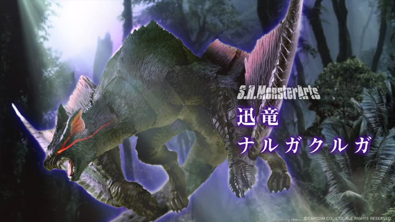 S.H.MonsterArts × モンスターハンター ナルガクルガ・リオレウス スペシャルムービー