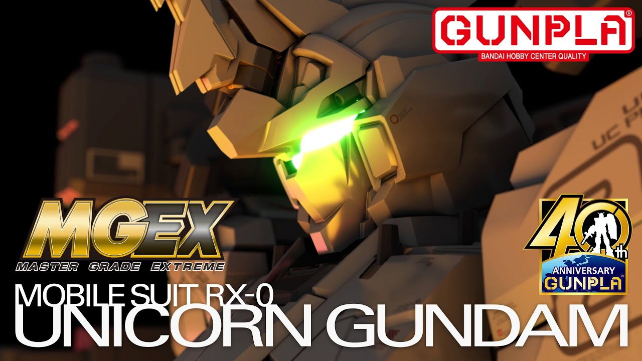 MGEX 1/100 ユニコーンガンダム Ver.Ka スペシャルPV