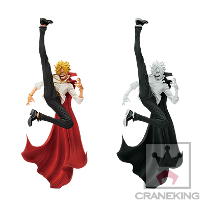 ワンピース BANPRESTO WORLD FIGURE COLOSSEUM 造形王頂上決戦2 vol.2